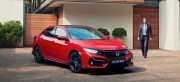HONDA CIVIC HATCHBACK YENİLENDİ