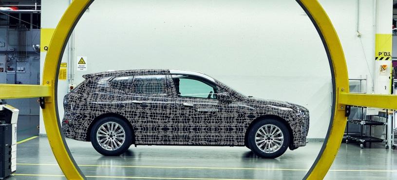 BMW'DEN ELEKTRİKLİYE YATIRIM