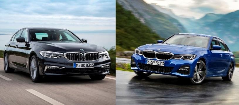 BMW'LER ALMANYA'DA YILIN OTOMOBİLLERİ SEÇİLDİ