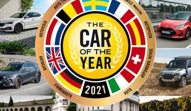 Yılın Otomobili Ödülü 2021 finalistleri belli oldu