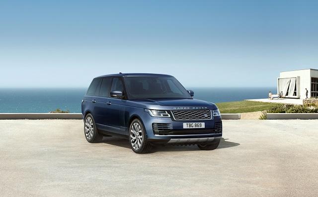 Range Rover'ın 2 yeni donanım paketi Türkiye'de!