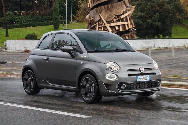 Hibrit Fiat 500 Türkiye'de!