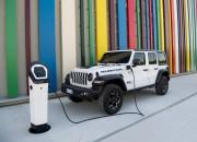 Yeni Jeep Wrangler 4xe Rubicon, siparişle getirilecek.