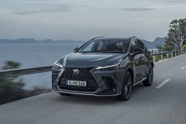 Yeni Nesil Lexus NX tanıtıldı!..